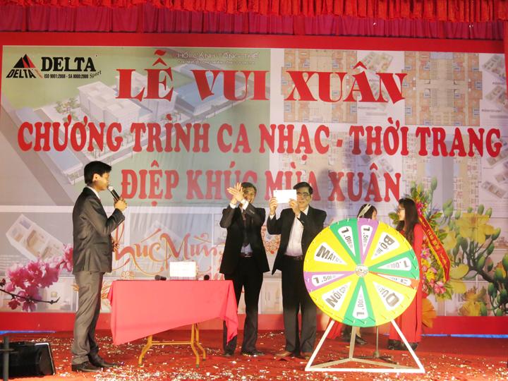 13 Ong Truong Tuan An trung loc dau tien voi giai thuong 1 trieu dong