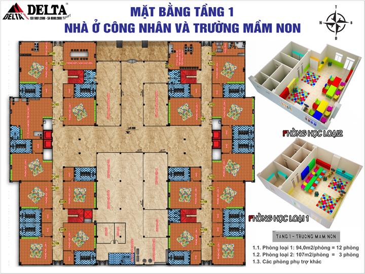 2. Tang 1 - Nha Mam non_001