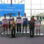 Giải Quần vợt Mừng Đảng – Mừng Xuân tranh cúp Delta – năm 2016