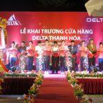 TƯNG BỪNG – Khai trương Cửa hàng Thời trang Thể thao DELTA tại Thanh Hóa